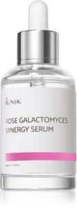 iUnik Rose Galactomyces serum regenerujące i nawilżające do cery tłustej i problematycznej