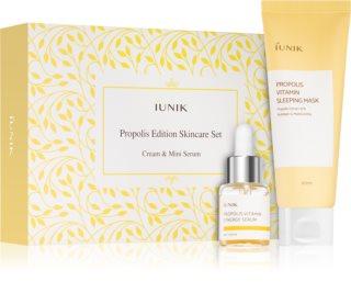 iUnik Propolis Vitamin zestaw (do rozjaśnienia i nawilżenia)