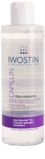 Iwostin Capillin Cleansing Micellar Water for Sensitive, Redness-Prone Skin