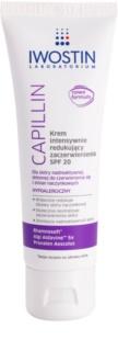 Iwostin Capillin krem intensywnie redukujący zaczerwienienia SPF 20