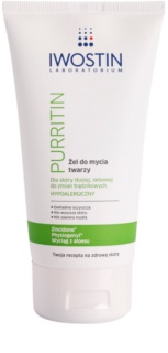 Iwostin Purritin Washing Gel For Oily Acne - Prone Skin