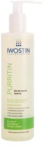 Iwostin Purritin Washing Gel For Oily Acne - Prone Skin