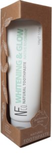 The Natural Family Co. Whitening & Glow Organic Toothpaste For Sensitive Teeth