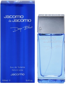 Jacomo Jacomo de Jacomo Deep Blue eau de toilette for Men