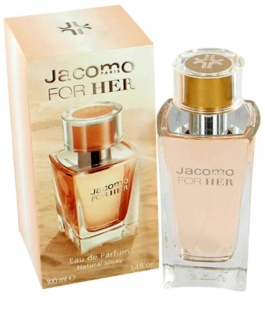 Jacomo For Her Eau de Parfum sample for Women