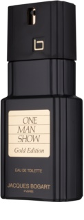 Jacques Bogart One Man Show Gold Edition eau de toillete για άντρες