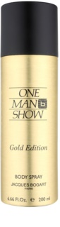 Jacques Bogart One Man Show Gold Edition spray pentru corp pentru bărbați