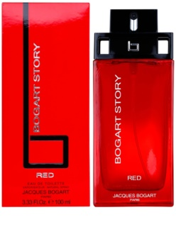Jacques Bogart Bogart Story Red eau de toilette for Men
