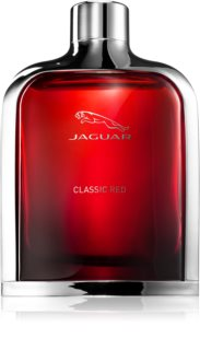 Jaguar Classic Red eau de toilette for Men