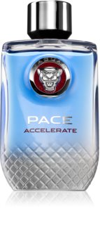 Jaguar Pace Accelerate eau de toillete για άντρες