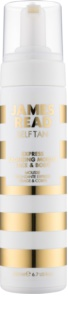 James Read Self Tan mousse autoabbrozzante effetto rapido per corpo e viso