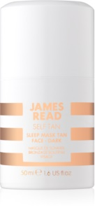 James Read Self Tan masque de nuit auto-bronzant visage