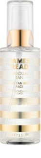 James Read Gradual Tan H2O Tan Mist spray abbronzante per il viso
