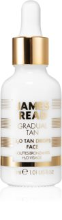 James Read Gradual Tan H2O Tan Drops Self-Tanning Drops for Face