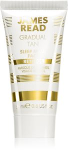 James Read Gradual Tan Sleep Mask Self-Tanning Overnight Face Mask with Retinol