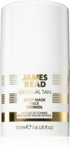 James Read Gradual Tan Sleep Mask maska za lice za samotamnjenje s retinolom