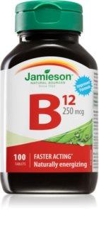 Jamieson Vitamín B12 metylkobalamin 250 μg doplněk stravy pro podporu obranyschopnosti organismu