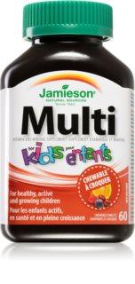 Jamieson Kids Multivitamín žvýkací multivitamin pro děti