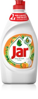 Jar Orange prostriedok na umývanie riadu