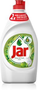 Jar Apple dish detergent