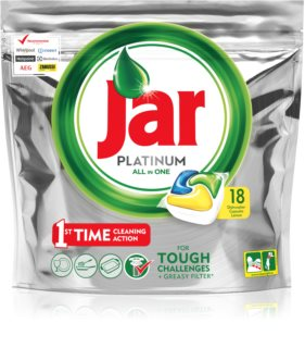 Jar All in One Platinum капсули за съдомиялна машина