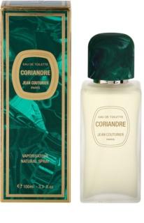 Jean Couturier Coriandre Eau de Toilette pentru femei