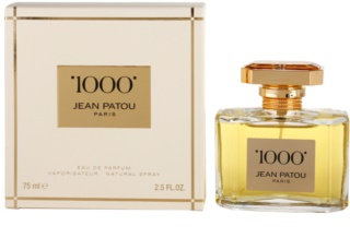 Jean Patou 1000 Eau de Parfum sample for Women