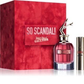 Jean Paul Gaultier Scandal So Scandal! coffret cadeau I. pour femme