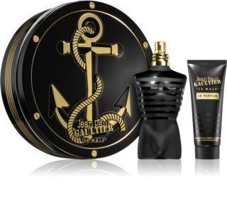 Jean Paul Gaultier Le Male Le Parfum darčeková sada III. pre mužov