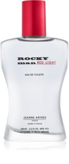 Jeanne Arthes Rocky Man Red Light eau de toilette para homens