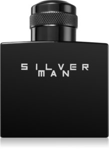 Jeanne Arthes Silver Man Eau de Toilette für Herren