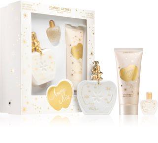 Jeanne Arthes Amore Mio White Pearl coffret cadeau pour femme