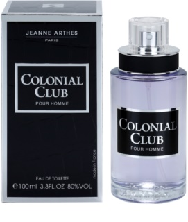 Jeanne Arthes Colonial Club eau de toilette for Men