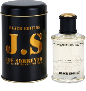 Jeanne Arthes J.S. Joe Sorrento Black Edition Eau de Toilette for Men
