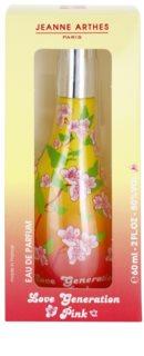 Jeanne Arthes Love Generation Pink eau de parfum pour femme