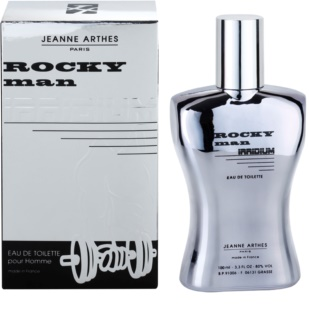 Jeanne Arthes Rocky Man Irridium eau de toilette for Men