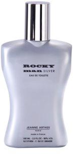 Jeanne Arthes Rocky Man Silver тоалетна вода за мъже