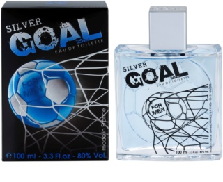 Jeanne Arthes Silver Goal Eau de Toilette for Men
