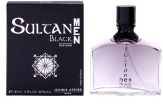 Jeanne Arthes Sultane Men Black eau de toilette for Men