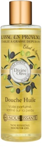 Jeanne en Provence Divine Olive olje za prhanje z hranilnim učinkom