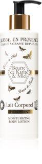 Jeanne en Provence Karité Miel молочко для тела