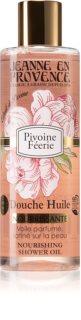 Jeanne en Provence Pivoine Féerie pečující sprchový olej