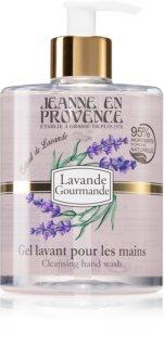 Jeanne en Provence Lavande Gourmande жидкое мыло для рук