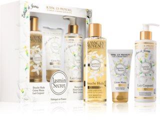 Jeanne en Provence Jasmine подарочный набор для женщин