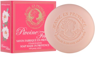 Jeanne en Provence Pivoine Féerie perfumed soap for Women