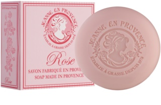 Jeanne en Provence Rose Luxury French Soap
