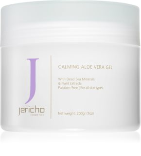 Jericho Body Care umirujući gel s aloe verom