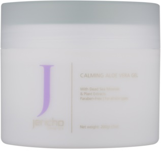 Jericho Body Care gel viso con aloe vera
