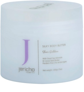 Jericho Body Care Body Butter for Soft and Smooth Skin