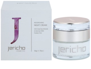 Jericho Face Care Nourishing Night Cream